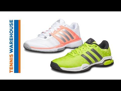 buy popular 4bd8c fff0f adidas Adizero Defiant Bounce Tennis Shoes 3D View  Tennis ... Tennis Plaza.  adidas Barricade Club Tennis Shoe