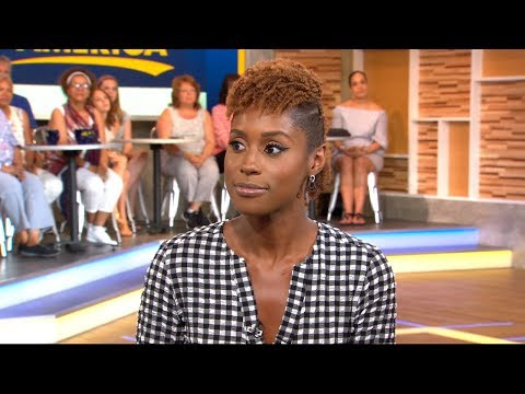 Thumbnail: 'Insecure' star Issa Rae says she 'collapsed' after President Obama gave her a compliment