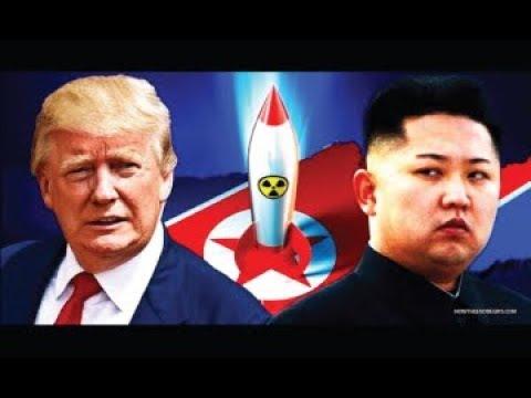 American Bombers in Korean Peninsula or Presidential Cyber-bullying