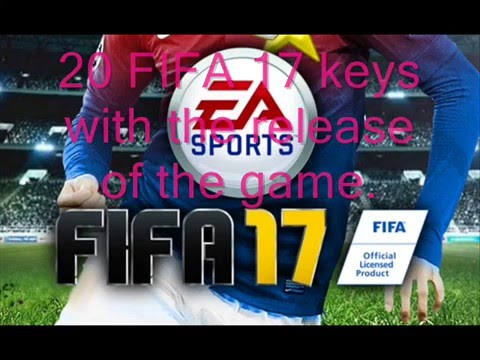 Fifa 2014 product key - YouTube