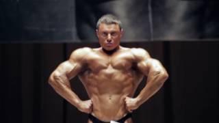 Валерий Коломиец Кубок Украины UBPF 2015 бодибилдинг мужчины до 90 кг