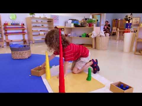 Levi's Morning   Chesterfield Montessori School