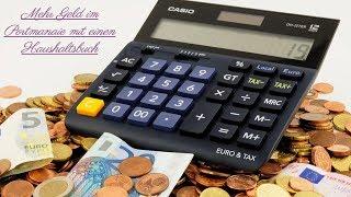 Mehr Geld sparen mit einem Haushaltsbuch