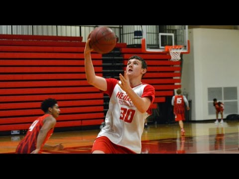 Jesse Moss 2017 SG Junior Highlights | Shawnee Heights