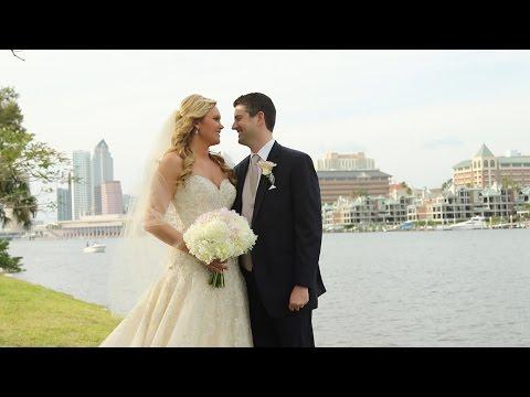 Full Wedding At Davis Island Garden Club