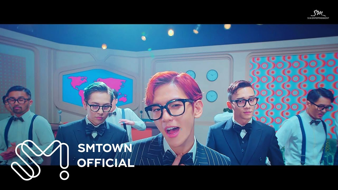 EXO CBX Hey Mama Music Video YouTube