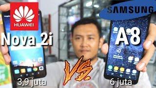 Samsung A8 vs Huawei Nova 2i - Kamera Samsung kalah???