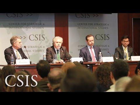 Restoring Venezuela's Democracy and Halting the Humanitarian Disaster