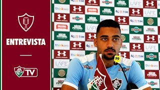 FluTV - Coletiva - Robinho