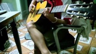 Hoàng Hôn Tháng 8 guitar cover shin trần
