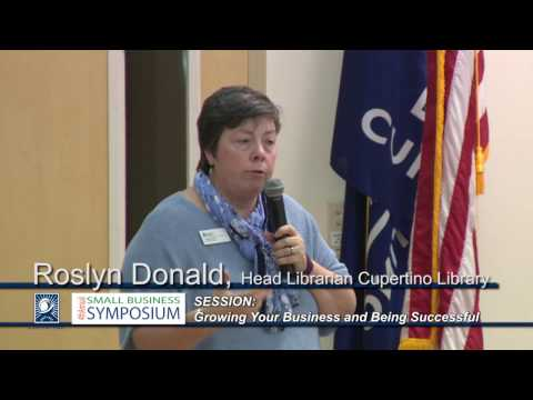 4th Annual Small Business Symposium: Using the Library to Grow Your Business