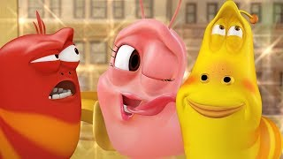 LARVA - THREE'S A CROWD | Cartoon Movie | Cartoons For Children | Larva Cartoon | LARVA Official