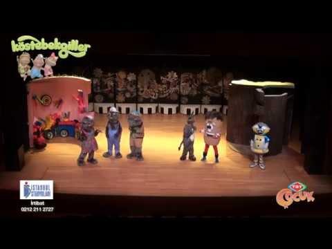 Köstebekgiller Müzikal Çocuk Tiyatrosu