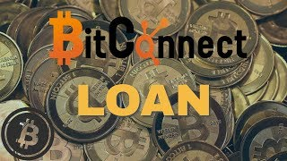 Bitconnect $110 Loan Investment! (How To Start Earning Cryptocurrency FAST)