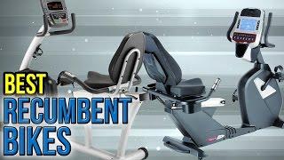8 Best Recumbent Bikes 2016