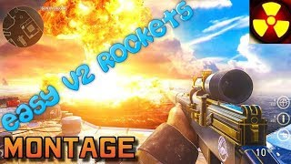 how to get a v2 rocket in ww2 (montage)