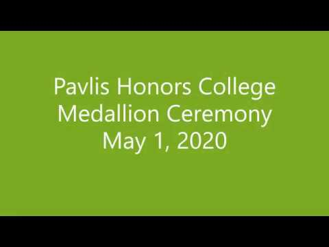 Preview Image for Spring 2020 Medallion Ceremony - Pavlis Honors College at Michigan Tech