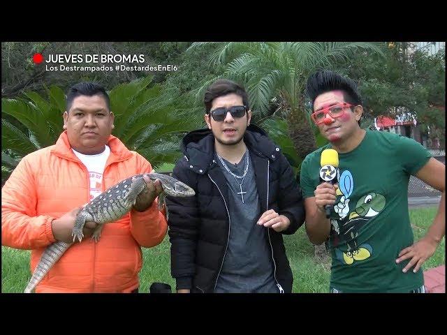 Jueves de bromas con Los Destrampados | Destardes