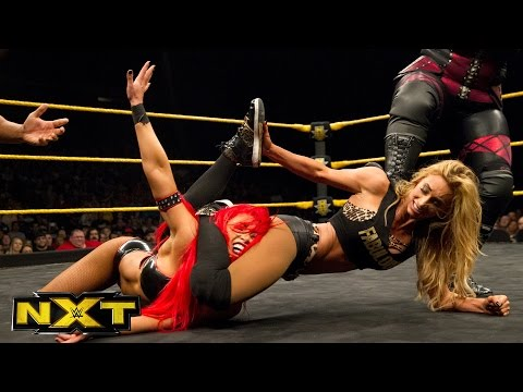 Bayley & Carmella vs. Eva Marie & Nia Jax: WWE NXT, February 24, 2016