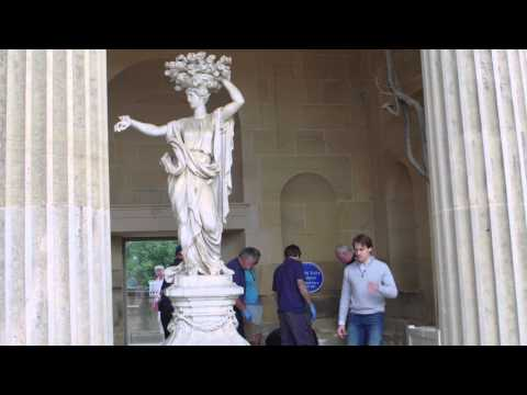 Gavin Turk at Chatsworth House –  High Art Meets Low Living