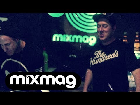 KILL THE NOISE & BRILLZ live trap & bass sets in The Lab LDN