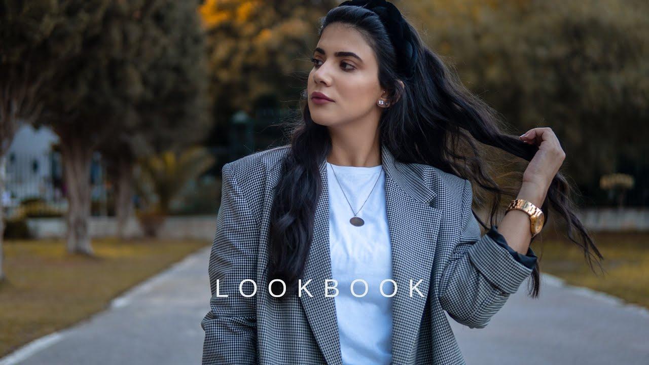 [VIDEO] - Fall transition  outfits 2019 أزياء خريفية 1