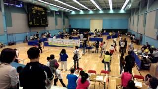 全港小學象棋比賽最曳的喇沙小學