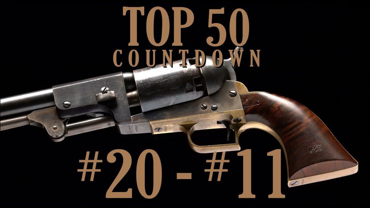 Top 50 Guns of the December Premier: 20-11
