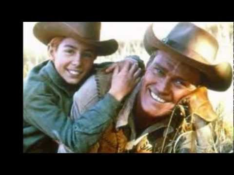 Chuck Connors and Johnny Crawford Family Forever