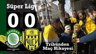 Haftanın Deplasman Tribünü Ankaragücü Taraftarı - Akigolar vs Gecekondu