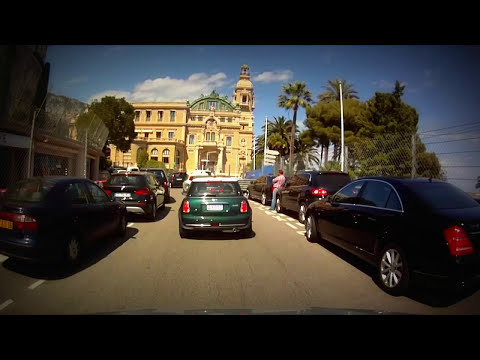 F1 Monaco Circuit [HD]
