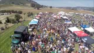 Central Coast Brewing and the California Festival of Beers 2014