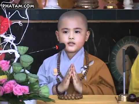 phatgiaovnn.com Chuyện về những tiểu thần đồng Phật pháp