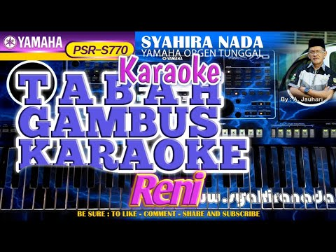Tabah Gambus Karaoke Yamaha Psr S770