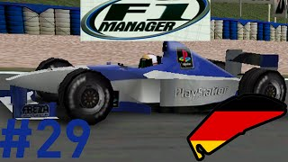 F1 Manager: Minardi Manager Career - Part 29 - Germany
