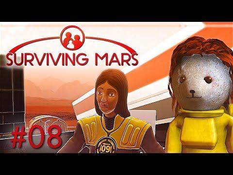 Luydmila Apostolova Surviving Mars Deutsch German Gameplay #8