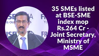 35 SMEs listed at BSE-SME index mop Rs