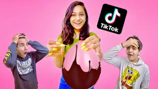 We TESTED Viral TikTok Life Hacks....PART 4 | Rimorav Vlogs