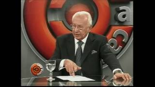 Video: Entrevista en Cara a Cara - CableVisión