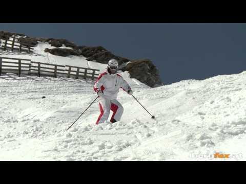 Learning to ski moguls