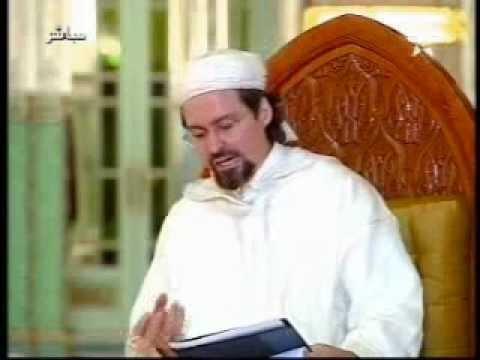 Hamza Yusuf حمزة يوسف الدروس عند ملك المغرب محمد السادس