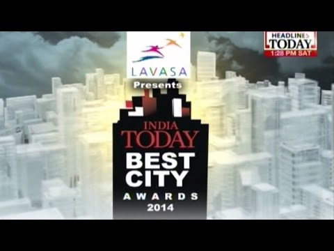 India Today Best City Awards 2014