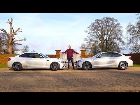 BMW M2 Competition - DCT vs Manual Comparison 2019