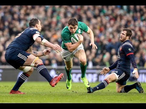 Official Extended Highlights: Ireland 19-9 France | RBS 6 Nations