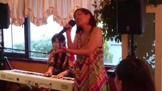 2016.8.7 永吉愛 パリの朝市 ワンマンライブ 「なっちゃん」こと浜崎奈...