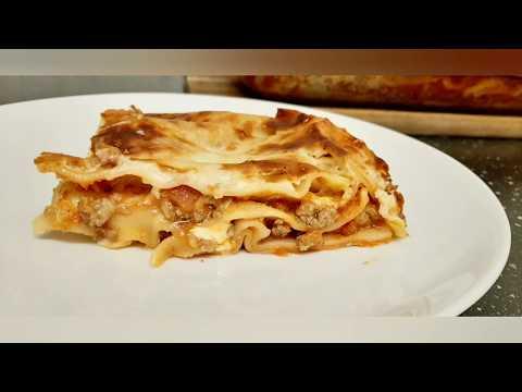 الازانيا-لذيذة-و-ناجحة-lasagnes-reussie