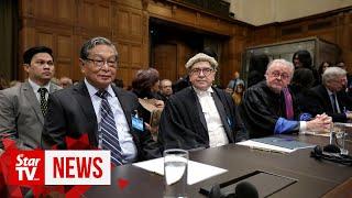 World Court orders Myanmar to protect Rohingya Muslims