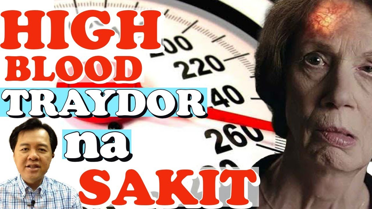 High Blood: Traydor Na Sakit - By Doc Willie Ong #1095