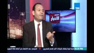 عبد الجواد أبو كف :أنفاق قناة السويس هي يمثابة إنهاء عزلة شبه جزيرة سيناء وضم حقيقي لها لأرض مصر