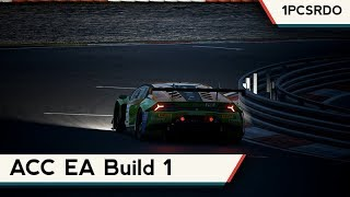 Assetto Corsa Competizione Early Access Build 1 : 1PCSRDO